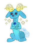 [ADOPTABLE FOR STRE ONLY] Crystaloft by GeorgeRingo