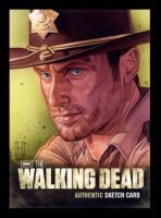 WD Rick Grimes by roberthendrickson