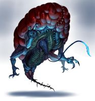 Intellect-Devourer-2 by Davesrightmind