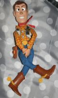 Woody Needs a Wee by FranyaBlue