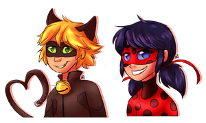 Miraculous! by akllozz