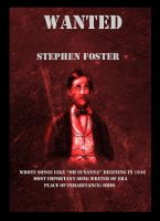 STEPHEN FOSTER by negative-disposition