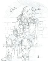 Ezio 2 by CJG9774
