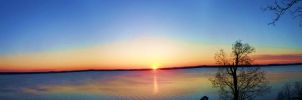 Sun rise in the FLX by kc2pua