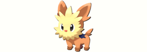 The Puppy Pokemon: Lillipup by scriptureofthescribe