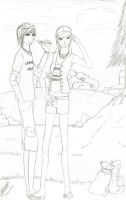 Percabeth by Amionette