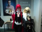 Goldust and Grell by Adula11