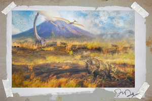 Archive: Illustrated Book of Dinosaurs, page 33 by nine9nine9