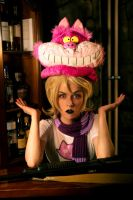 Cheshire Cat by AlinaJames