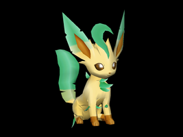 Leafeon 2 by riolushinx