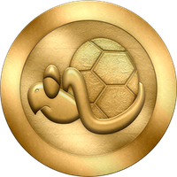 6 Golden Coins APNG by BLUEamnesiac