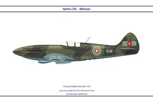 Fantasy 518 Spitfire Abkhazia by WS-Clave