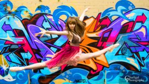 Flying Leap by charligalphotography