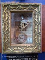 Assemblage: Science (close up) by bugatha1