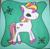 My little UNICORN Number 1 by Mz-bitch