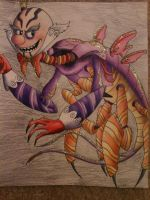 Cybug King Candy by bigtimetransfan27