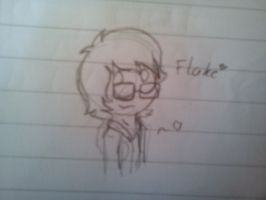 .:[SKETCH]FLAKE:. by Maniactheleader