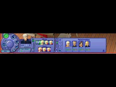 Sims 2: Prussia's stats (Look at wants XD) by CharlotSnow