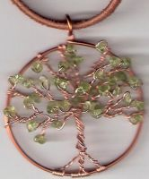 Tree of Life Pendant by EveryHeartCrafts