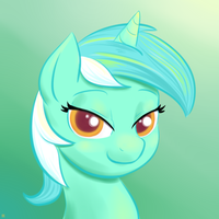 Lyra Heartstrings by KidKaizer