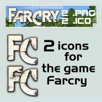 2 Destroy Farcry Icon by karnakhan