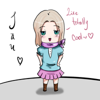Jan by Arisa-desu