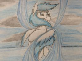 MLP: Skydive surrounded by water by Paladin360