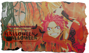 Happy Halloween by lenaleesan22