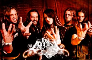 The Agonist by raimundogiffuni