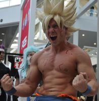 Anime Expo 2012 : Faces of Cosplay_752 by JuniorAfro