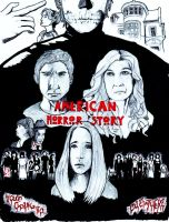 American Horror Story (Fan Art) by Blackdragon0145