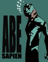 Abe Sapien by kjmarch