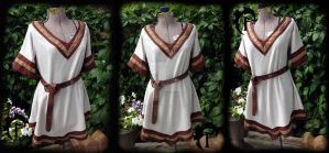 Women viking tunic by Feral-Workshop