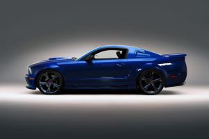 Blue Saleen by lovelife81