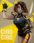 Ciao Ciao! by thenota