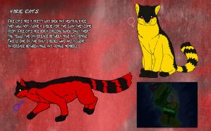 Fire specie by Ymia-the-cheetah