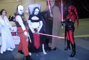 SFX-Fan Expo Cosplay 2009 #25 (Mixed Assortment) by Neville6000