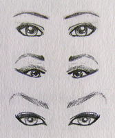 Female Eyes 2 by CaptScott