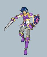 Humanized Shining Armor by ValorNomad