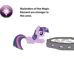 Skylanders X MLP Fanfiction preview. by Spartan545