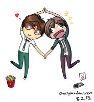 SA: Chibi Request Best boyprends everrrr by CheerySoundNinRoren