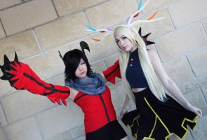 Pokemon - X and Y II by GreenTea-Cosplay