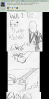 Ask Slender: I Eat Good Sir... by Banditmax201