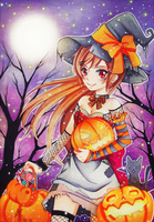 .:Trick or Treat:. by Tink-desu