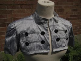 Steampunk Marching Band Jacket by dreadnoughtdesigns