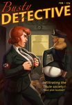 Busty Detective - Infiltrating the Thule Society! by 0pik-0ort
