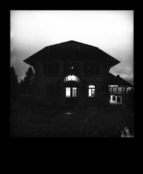 Black house by LucienWittwer