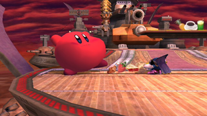 Kirby Eats Too Much by SmashBros2008