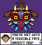 You've Met With A Terrible Fate, Haven't You? by Pixceldev