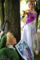 I found you, Link by NekoHibaPC
